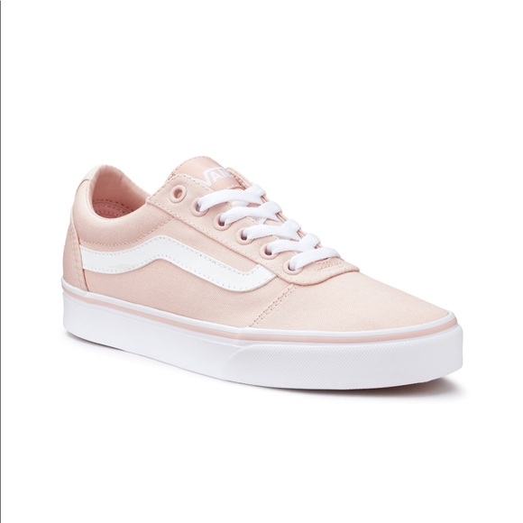 90c4840e0bbb Light pink classic vans